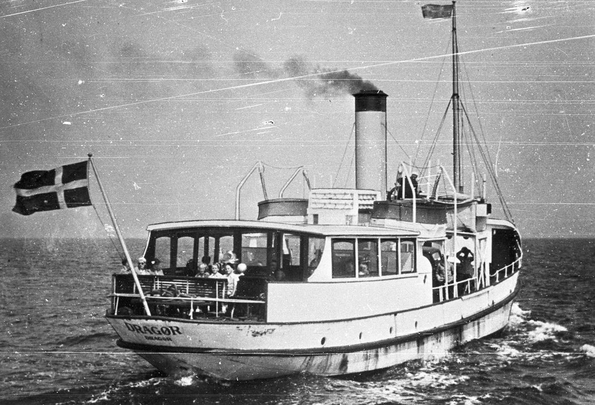 båd til sverige
